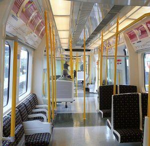 電車の空席