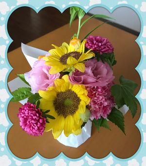 自分の花を咲かせる