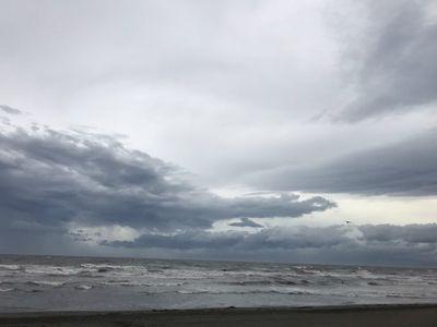 海を見てきました